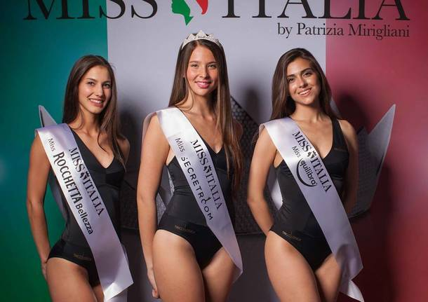 Le selezioni di Miss Italia al Secret Room di Legnano