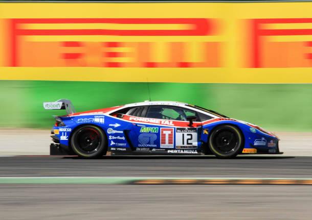 Supercar a Monza