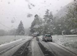 neve al 28 di aprile