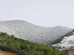 Neve in Valceresio - foto di Claudio Gavarini