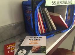 novità alla biblioteca volante Samarate