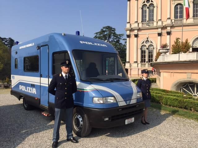 polizia festa 2017