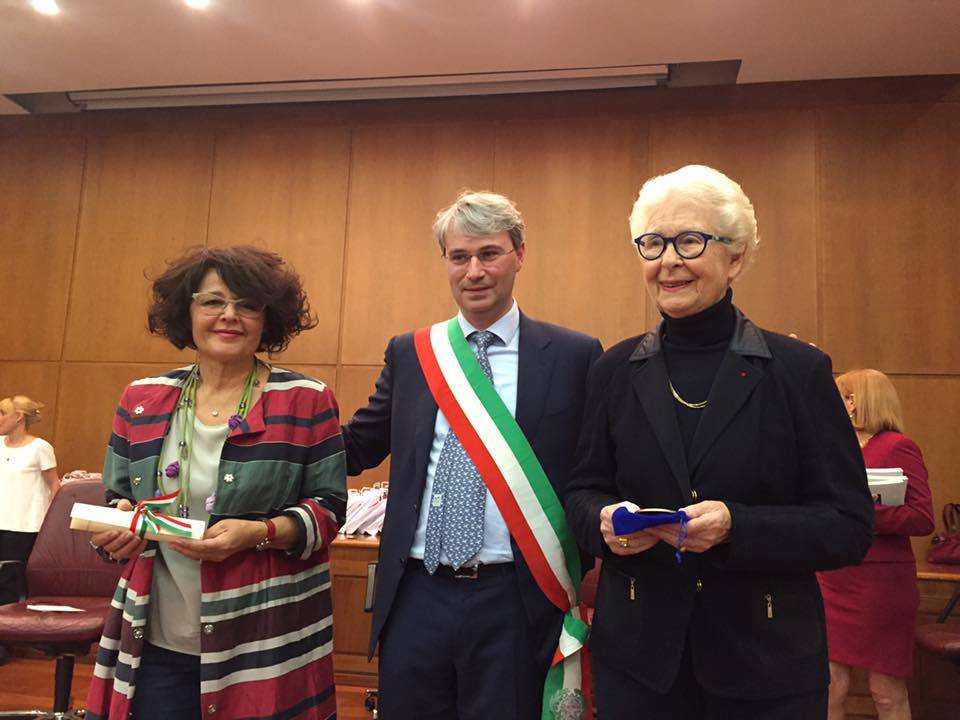 premio XXV Aprile 2017 davide galimberti