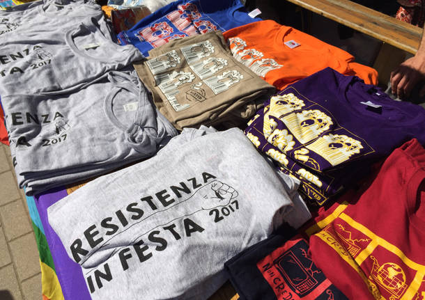 Resistenza in Festa 2017, due giorni di eventi
