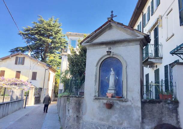 San Fermo, quattro passi alla Penasca