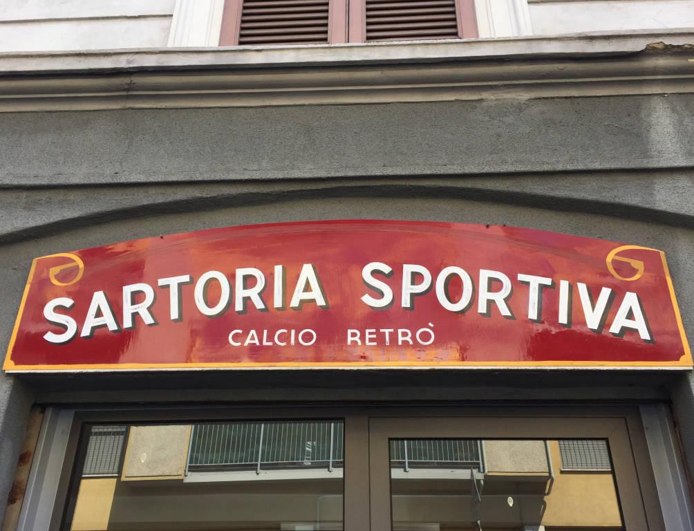 Sartoria sportiva calcio Milano