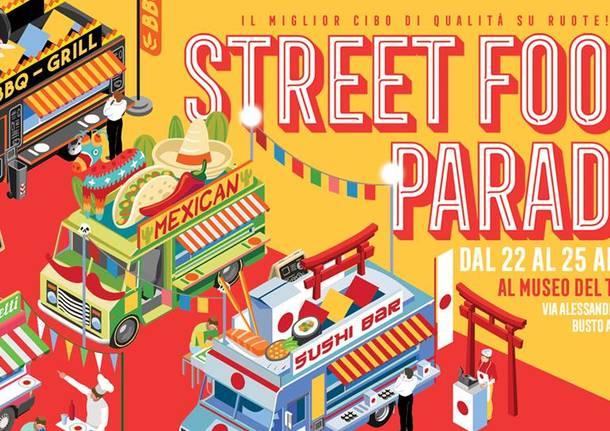 street food parade busto arsizio