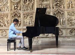 Un pianoforte al sacro Monte