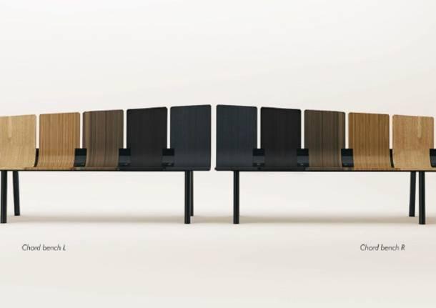 Varese design week: le panchine premiate