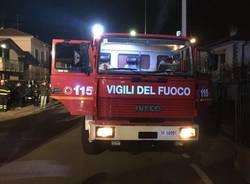 vigili del fuoco volontari Gallarate