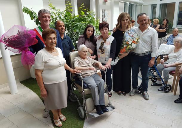 108 anni centenaria