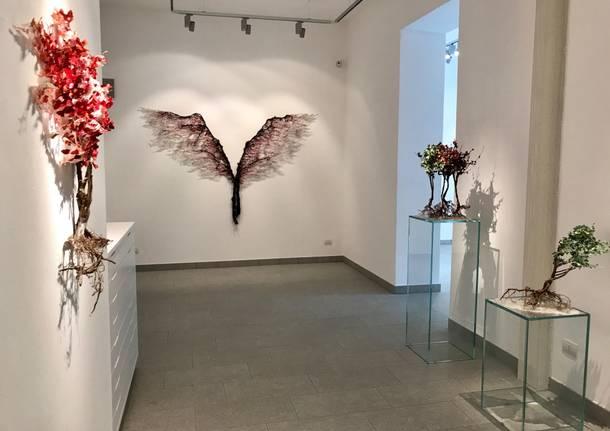 Alla Galleria PUNTO SULL'ARTE una mostra bi-personale dedicata alla scultura