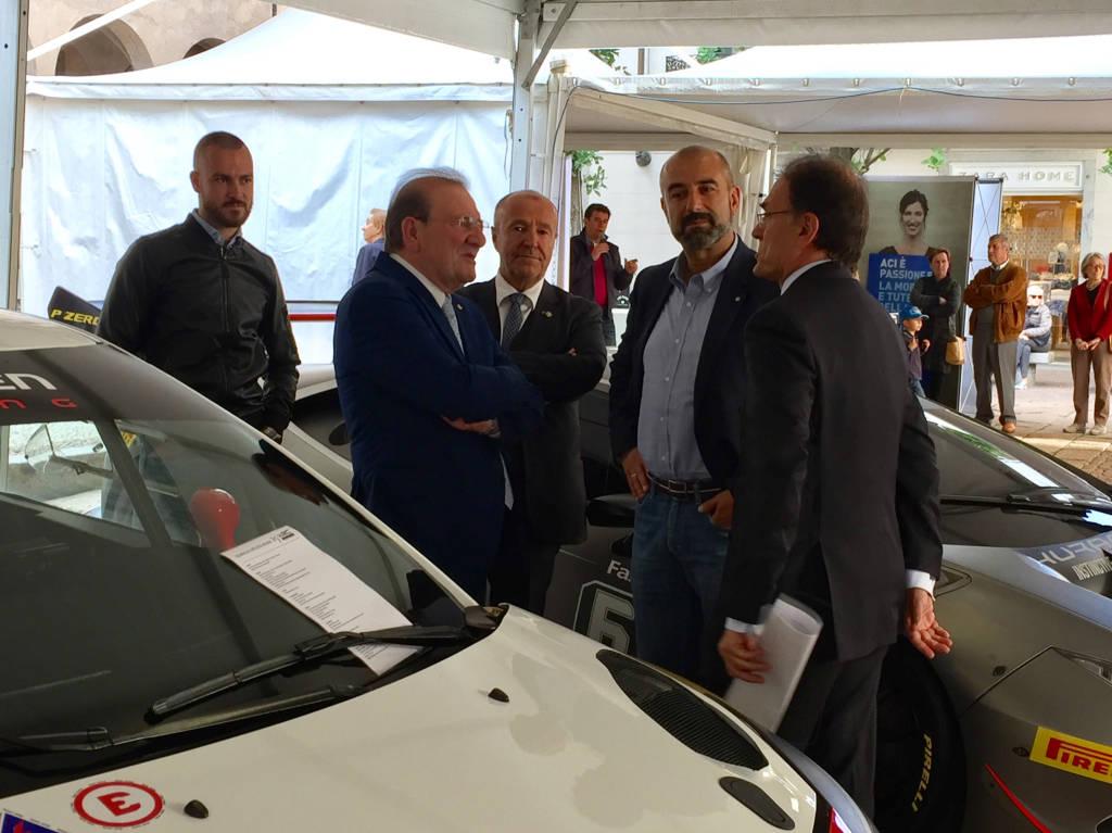 Automobilismo I 90 anni di ACI Varese