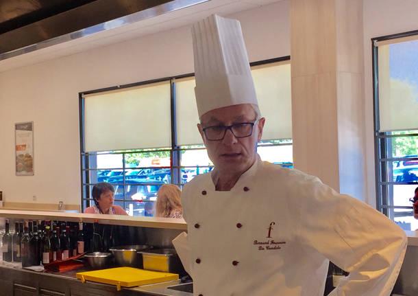 """Bernard Fournier e la magia della cucina """"alla francese"""""""
