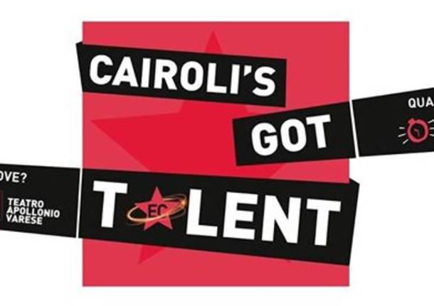 cairoli's got talent 2017