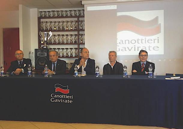 canottieri gavirate international para rowing regatta