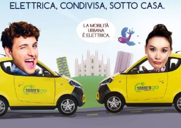 car sharing sharen'go