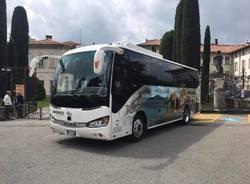 Gli autobus Unesco della Lombardia