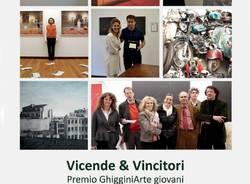 Vicende & Vincitori del Premio GhigginiArte 2001-2016