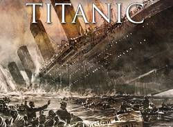"""Aperitivo letterario - Maggio dei Libri - Claudio Bossi con \""""Gli enigmi del Titanic\"""" e Tiziana Viganò con \""""L\'onda lunga del Titanic\"""""""
