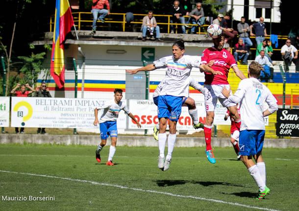 Verbania - Varese 0-1