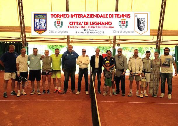 "31° Torneo Interaziendale ""Città di Legnano"""