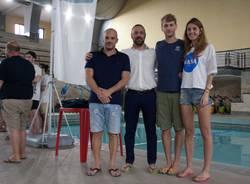 Prima tappa per l\'Italian Open Water Tour