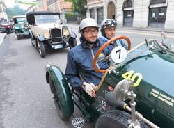 Varese-Milano con auto e moto d\'epoca