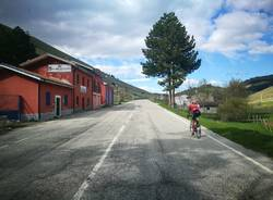 Giuliano Conconi alla Race Across Italy