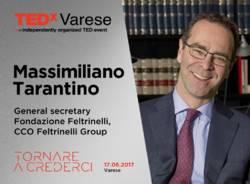 Gli speaker di TEDxVarese 2017