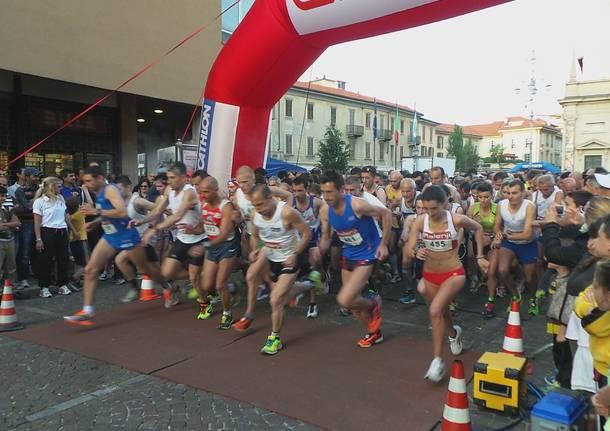 Running day: sabato pomeriggio di corsa per il centro