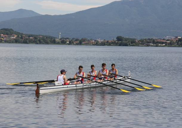 Giovani canottieri
