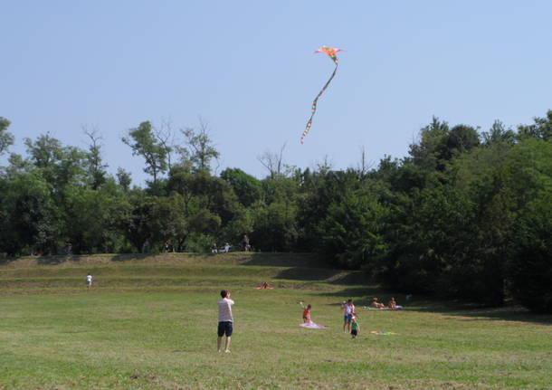 Parco Lura festeggia la giornata europea dei parchi inaugurando il nuovo sito