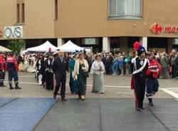 Malore in piazza, soccorsi e tanta solidarietà per la gemella francese