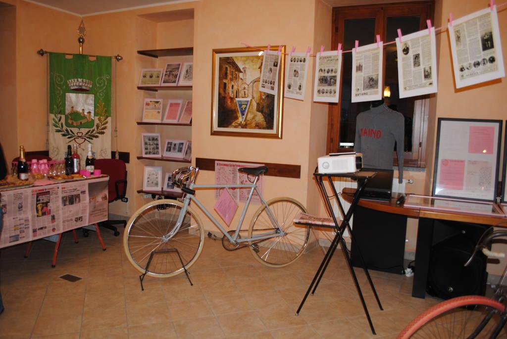 Il primo Giro d\'Italia, la mostra