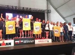 Varese Triathlon in festa a Barcellona