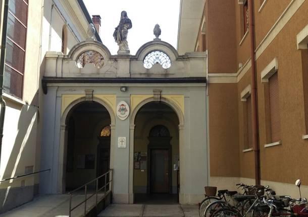 Nove profughi saranno ospitati nella casa parrocchiale della Prepositurale