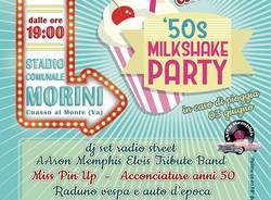 \'50s MILKSHAKE PARTY - Festa a tema anni \'50
