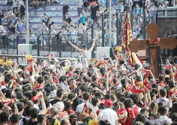 Palio di Legnano, la finale e la festa di Legnarello