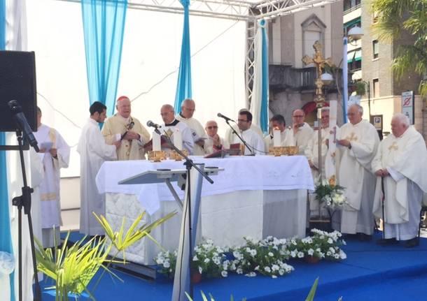 chiesa santa maria cardinale angelo scola
