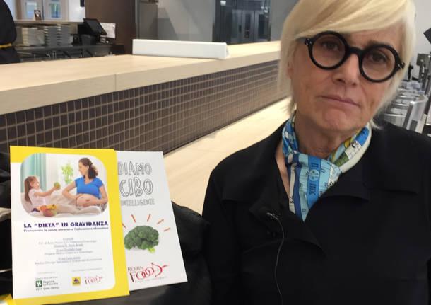 Corsi Tigros: alimentazione in gravidanza
