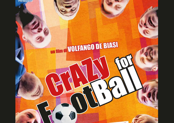 crazy for football locandina