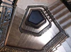 Dentro il Grand Hotel Campo dei Fiori