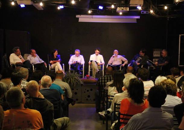 dibattito candidati sindaco circolone legnano 2017