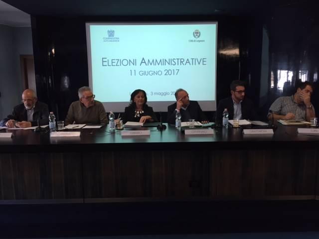 elezioni amministrative legnano 2017