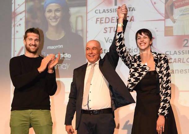 federica stufi michele marocco premio varesesport