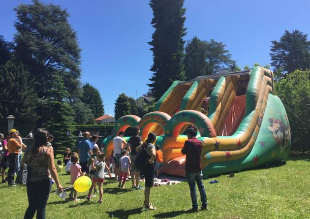Festa bambini Malnate 2017