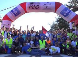fotissima piede d'oro maratonando per cassano magnago 2017