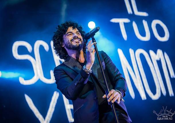 Francesco Renga in concerto al Forum