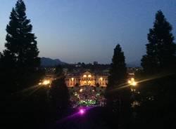 Giardini estensi notte